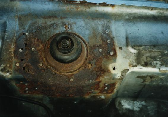 Restaurierung des ford capri 2 8i bj märz 1982